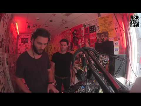 Gemini Brothers @ Red Light Radio Amsterdam (23.09.2016)