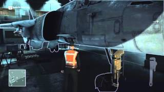 Hitman - Final Test - Challenge: Eliminate Jasper Knight with the ejector seat (Flying Colors)
