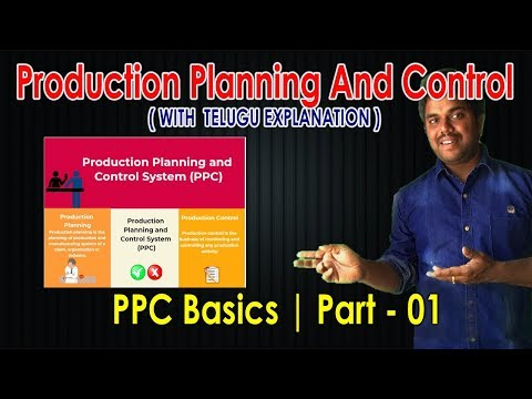 ppc-basics-|-part---01-|-production-planning-and-control-|-purushotam-academy