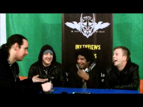 The Qemists interview at Hard Rock Hell United 2016