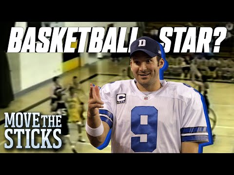 What Was Tony Romo's Ceiling In Basketball?