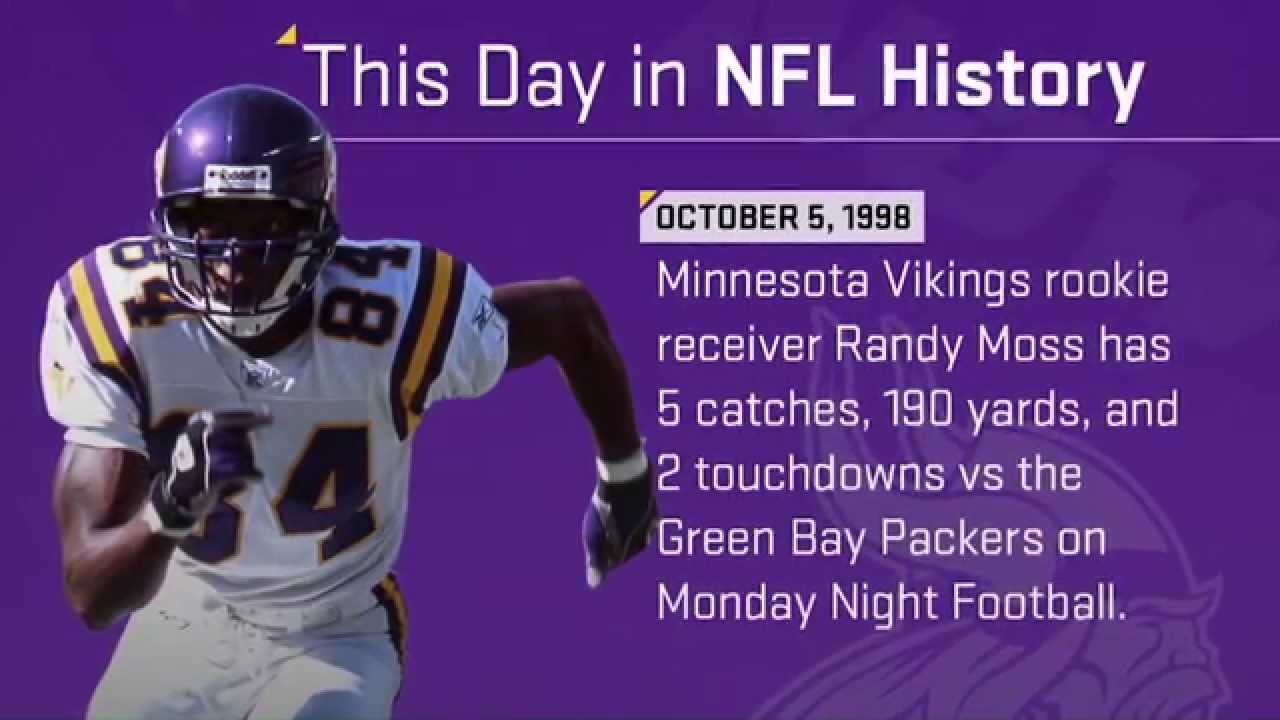 cheap for discount 90e9a 33dff Remember When . . . Randy Moss Ruined Thanksgiving in Dallas