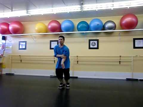 2010-01-23 Kento - Beg/Int Hip Hop (Solo)