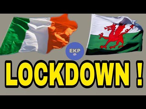 Irland und Wales verhängen zweiten Lockdown   EKP