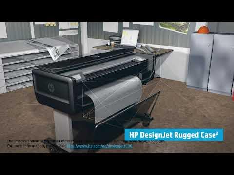 Designjet Showcase: HP DesignJet T830