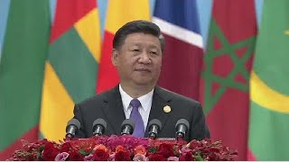 China says helping Africa develop, not pile up debts