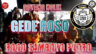 Download Rogo Samboyo Putro gede roso live Sukorejo drenges Kertosono  19/1/2020