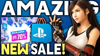 AMAZING NEW PSN SALE Live Now! Great PS4 Games CHEAP (BEST PlayStation Deals PS4 PS5 Deals 2021)