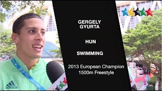 Daniel & Gyurta Gergely: brothers to remember - 29th Summer Universiade 2017, Taipei, Chinese Taipei