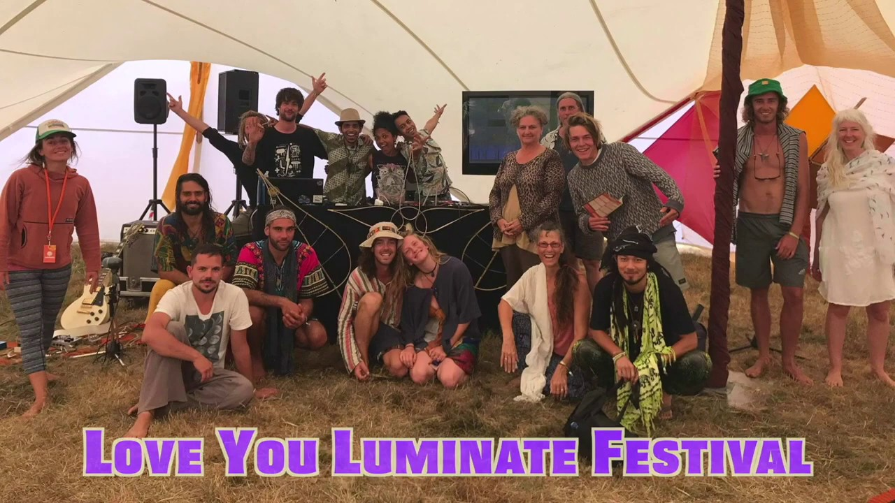 """Pineapples At Sunrise"" song created at Luminate Festival workshop New Zealand"