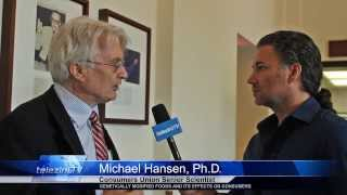 SPECIAL REPORT Michael Hansen, Ph.D. Senior Scientist, Consumer Union on GMO Cancer Studies