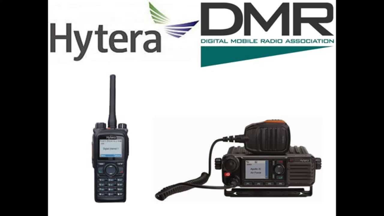 Tutorial DMR Hytera - setup in 6 min