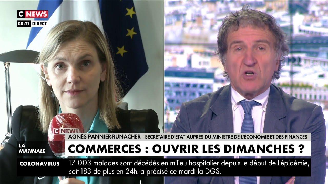 Agnès Pannier-Runacher : « Nous produisons et importons 200 millions de masques par semaine »