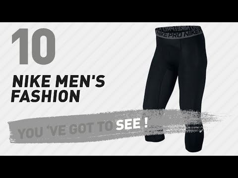 Nike 3/4 Tights For Men // New And Popular 2017