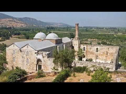 İsa Bey Mosque, Selçuk, İzmir, Aegean Region, Turkey, Asia