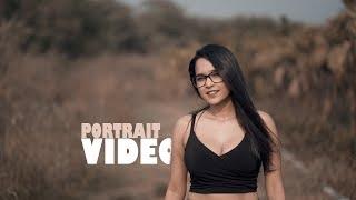 PORTRAIT CINEMATIC // Ronin SC + Sony A7III + 85mm 1.8 // Jc Mumbai //