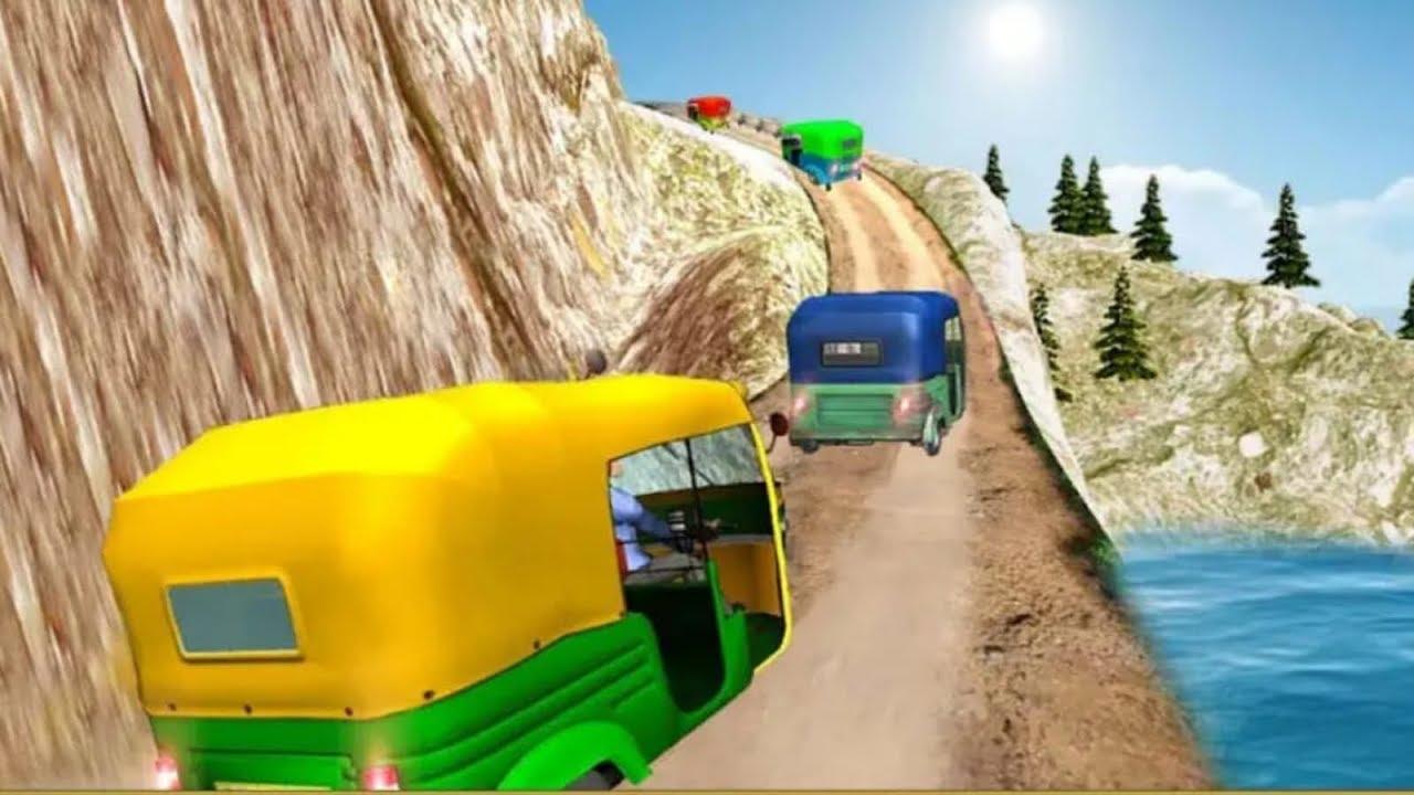 auto rickshaw driving games free online