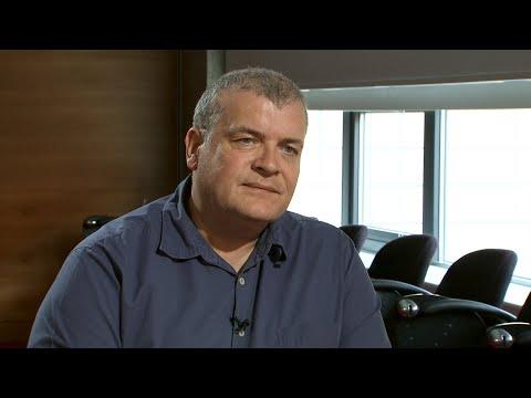 Richard III - Pre-dig Interview with Richard Buckley