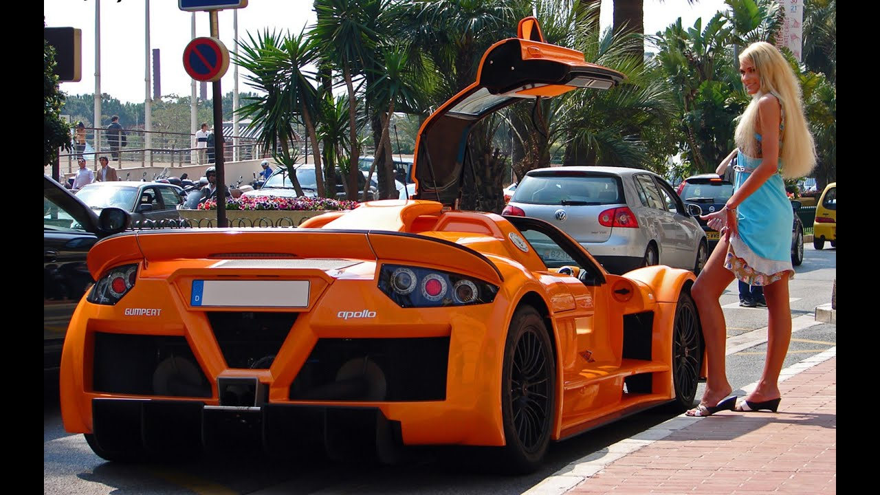 Gumpert Apollo HD [Documentary] - YouTube