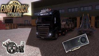 Euro Truck 2 - Papo sobre pc