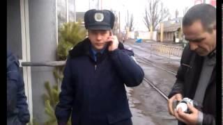 """Операция """"Елка"""" На Дмк Днепродзержинск"""