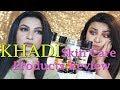 KHADI Haul Review & Demo | Affordable HERBAL Skin & Hair Care | Bangladesh || Ananya Artistry