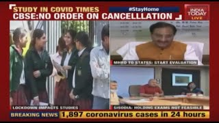 COVID 19 Impact On Education: Delhi Government Opposes Exams Post Lockdown