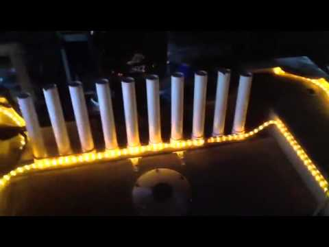 12 volt rope lights in my alumacraft youtube 12 volt rope lights in my alumacraft aloadofball
