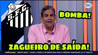 HOLAN CONFIRMA SAÍDA DE GRANDE JÓIA DO SANTOS!!!