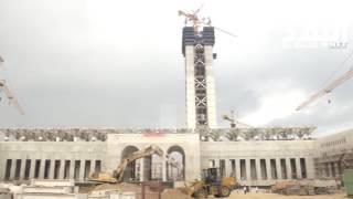 مسجد الجزائر الأعظم صرح ديني يتوسط خليج العاصمة  -el bilad tv -