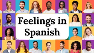 4 Spanish Summer Camp - Learn how to ask and express how you feel in Spanish.