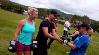 this is personal training at p4m personal training