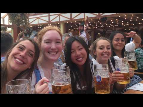University of Portland Salzburg Study Abroad Fall 2016