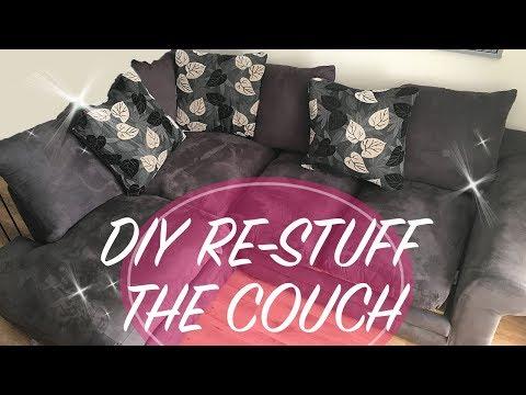 diy-how-to-restuff-a-couch---fix-a-sofa---flat-sofa---repair-sofa---repair-couch-cushion