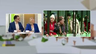 CEZARY DOMAGAŁA (REŻYSER SPEKTAKLU FOSA 2019) - KULTURA I FERIE
