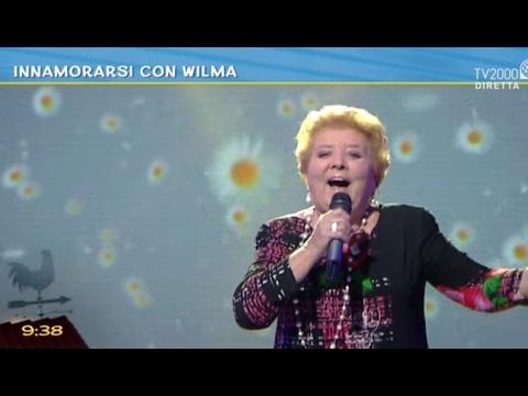 Wilma De Angelis a Bel tempo si spera