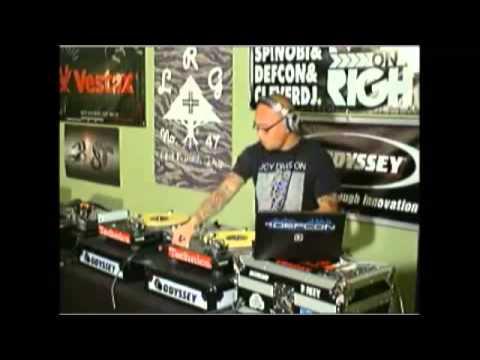 DJ Defcon - Live On The Barnyard Mixshow Season 1 Episode #6 (07.22.13)