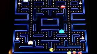 Namco Museum DS -- playing Pac-Man (Nintendo DS)
