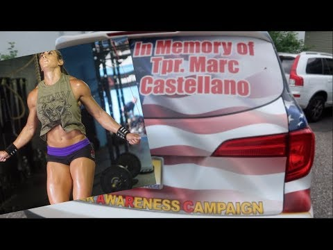NJSP Tpr. Castellano Event at Crossfit Toms River | Move Over Law Campaign