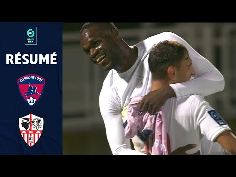 Clermont AC Ajaccio Goals And Highlights