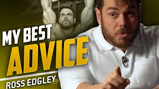 MY ADVICE TO ANYONE WANTING TO PUSH THEMSELVES - Ross Edgley | London Real