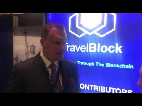 Travel Block Interview - Bitcoin, Ethereum and Blockchain Superconference - Dallas, TX 2018