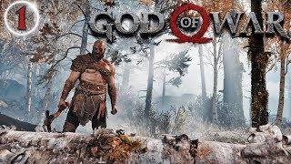 GRA ROKU 2018 JUŻ TERAZ! KRATOS POWRÓCIŁ!! - GOD OF WAR 2018 PL PS4