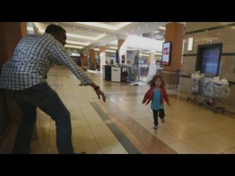 Kenyan mall attack: Hero speaks of horror inside