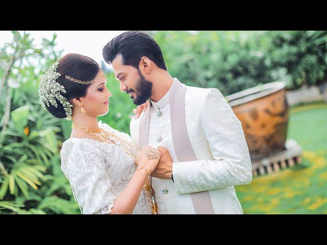HARSHANA & ARUNI WEDDING SHOOT