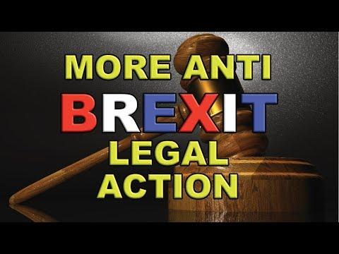 More Anti-Brexit Legal Action!