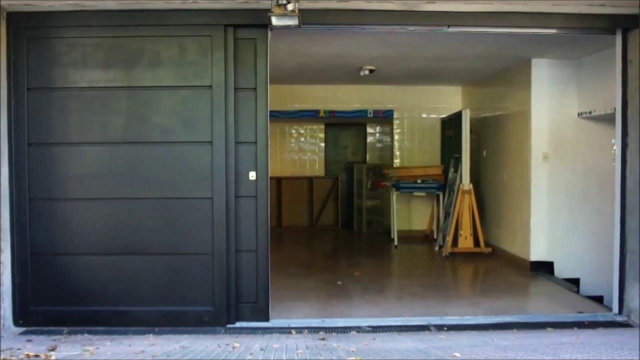 Portones el ctricos youtube - Motores electricos para puertas ...