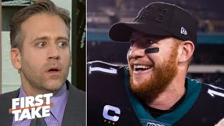 Download Max Kellerman rips Carson Wentz: 'What happened?' | First Take Mp3 and Videos
