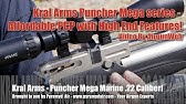 Kral Arms Puncher Pro PCP Air Rifle - YouTube