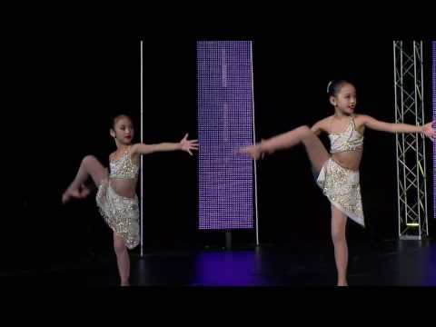 Sisters lyrical duet dance - 7 years old  Beautiful World - 2017 showstopper final